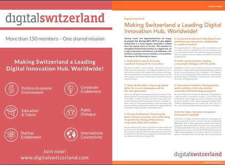 Startup Guide Switzerland 2019