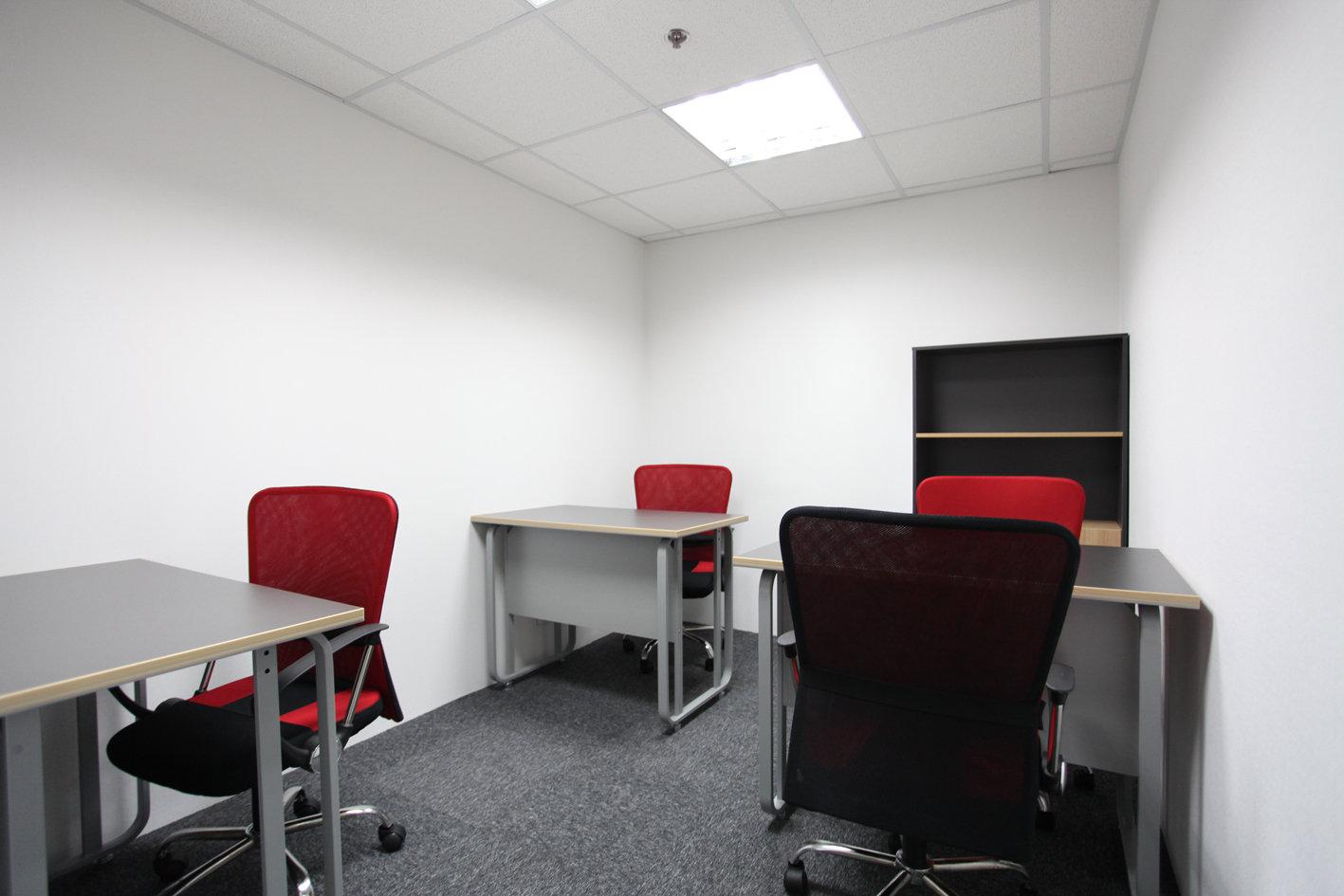 服務式辦公室(一般客戶)