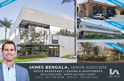 North County San Diego - Recent Office Lease Transactions