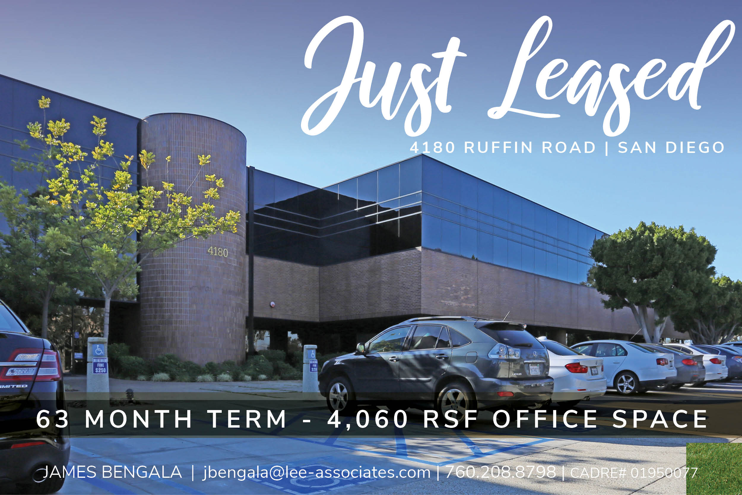 Just Leased - 4180 Ruffin Rd