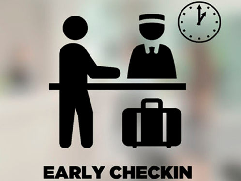 Buy Early Check-in