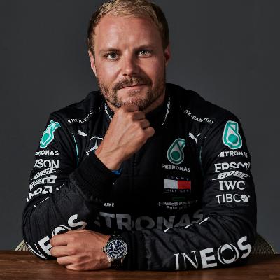 Bottas Mercedes driver