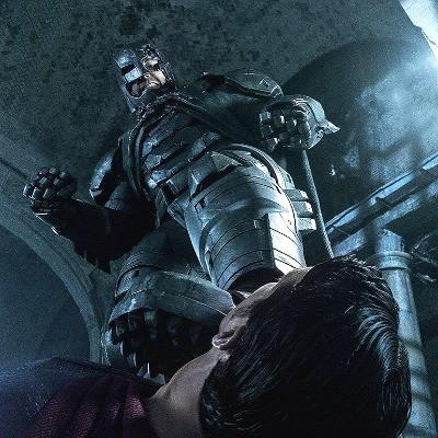 batman destroys superman