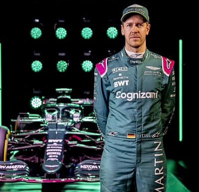 Vettel's driving style not as extreme as Perez - Aston Martin