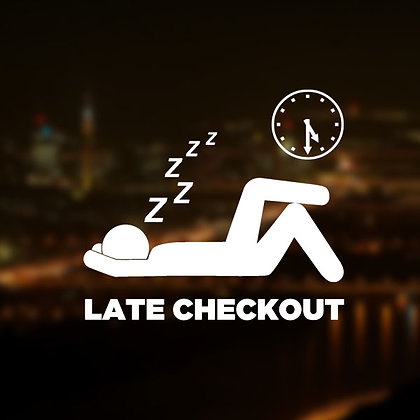 Buy Late Check-out