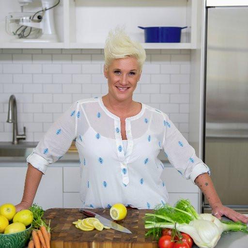 Anne Burrell chef scandal