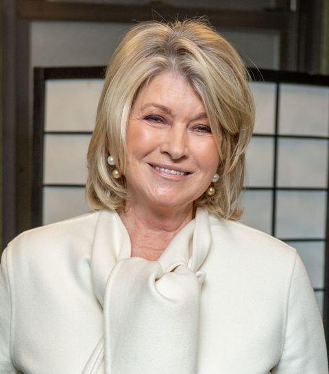 Martha Stewart chef