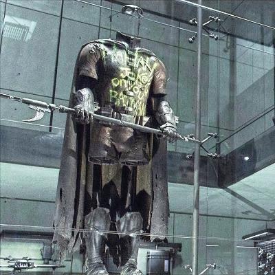 robin scene in batman v superman