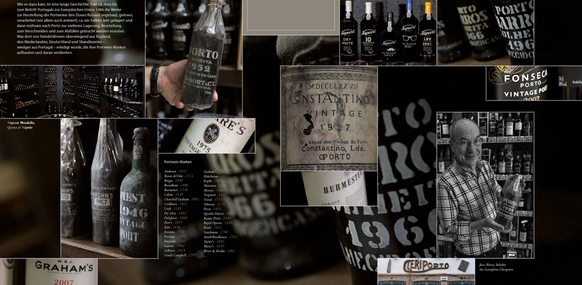 Port – Ein ewiger Wein
