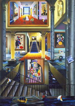 FANTASY II 40 x 30 1998