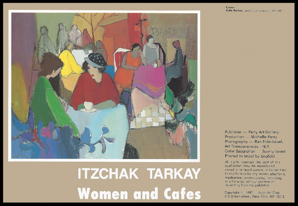 ITZCHAK TARKAY WOMEN AND CAFE