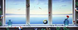 SUMMER DREAM 56  X 22 2002  2