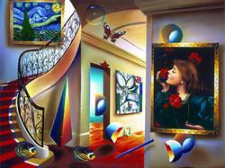 TIMELESS BEAUTY 40  X  30 2006