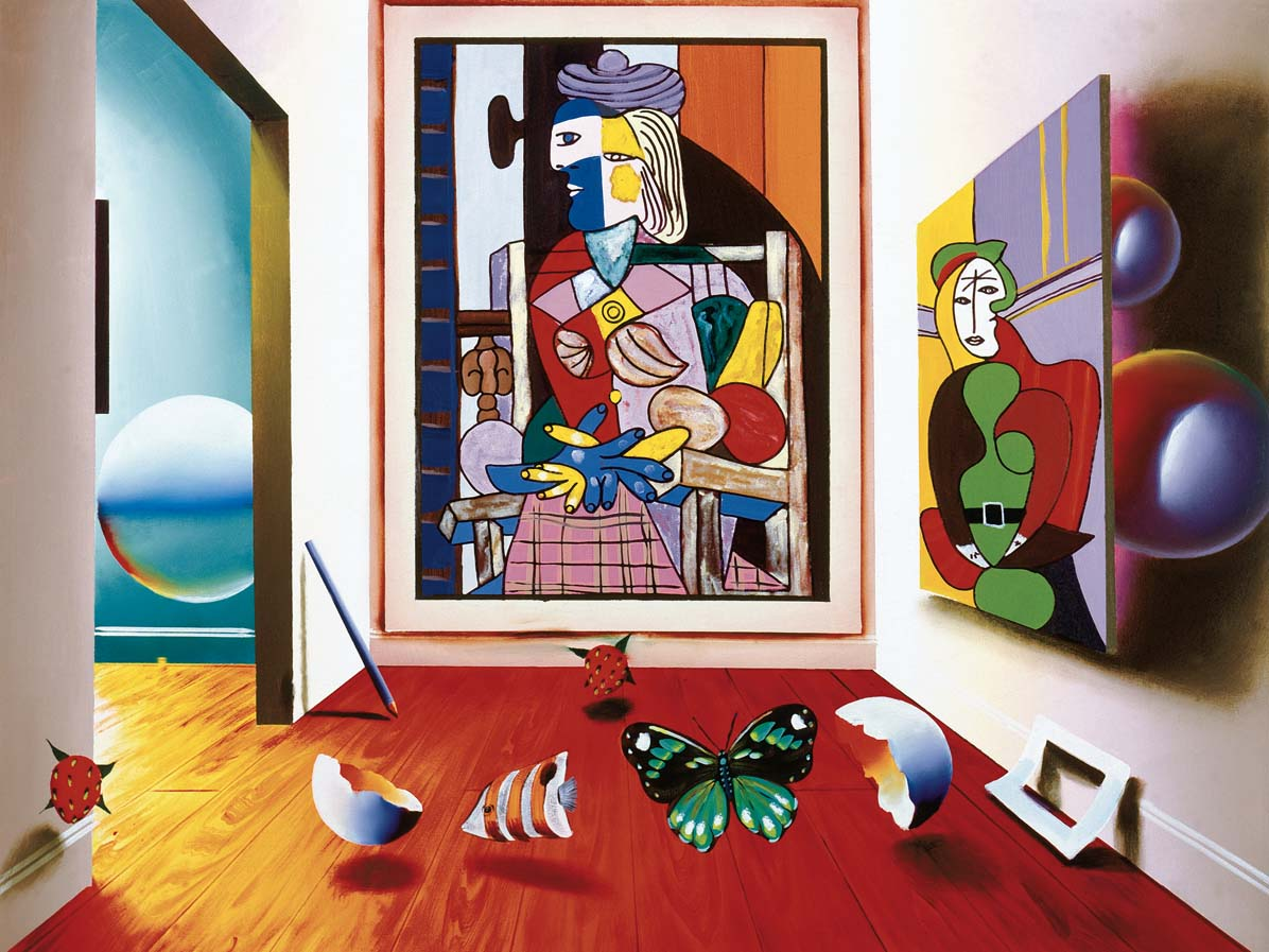 ROOM WITH PICASSO 12_x9_ $450