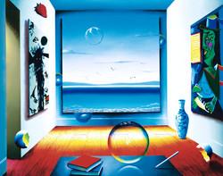 OCEAN VIEW 25.5  X 20  2001