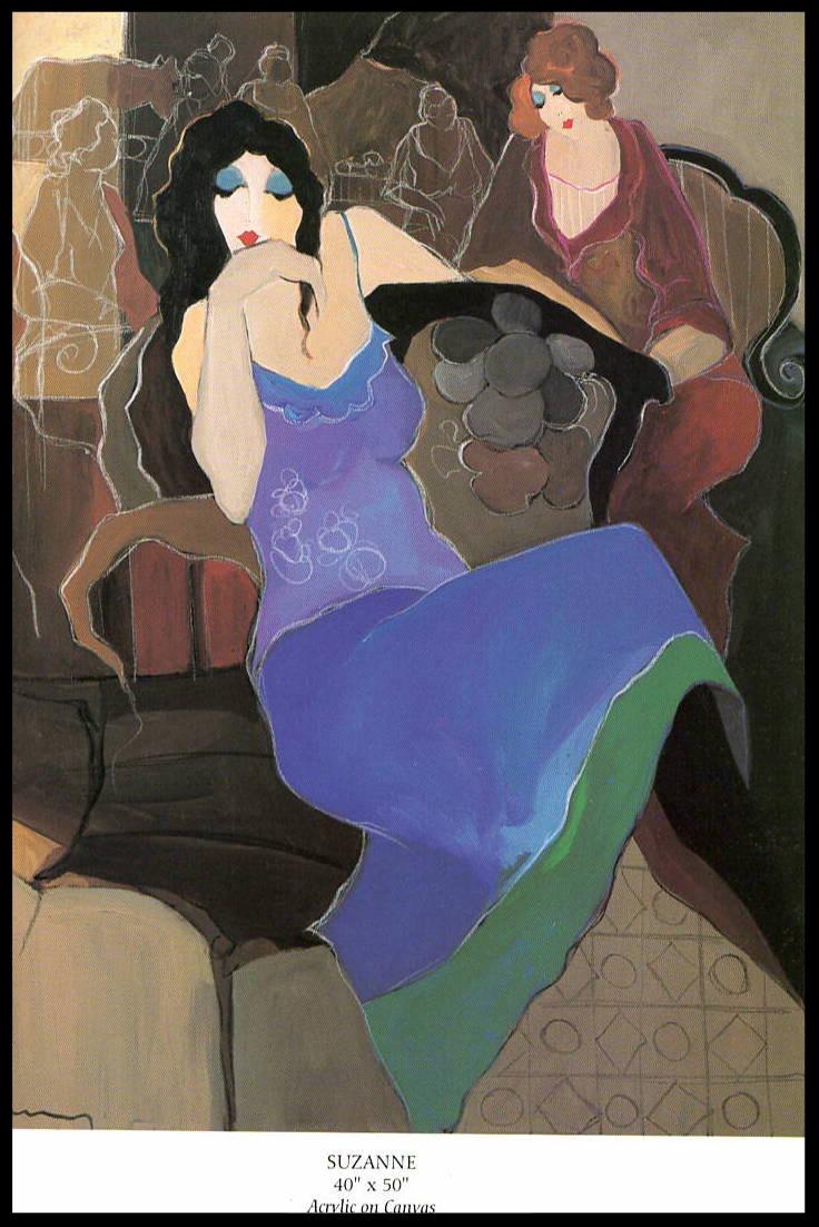 SUSZANNE 50 x 40 in