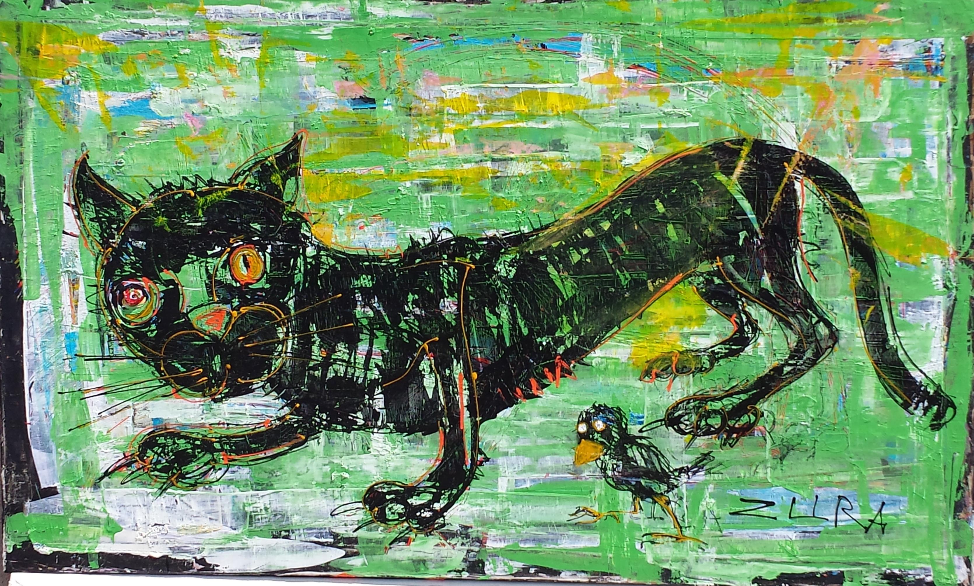 ZURA BLACK CAT