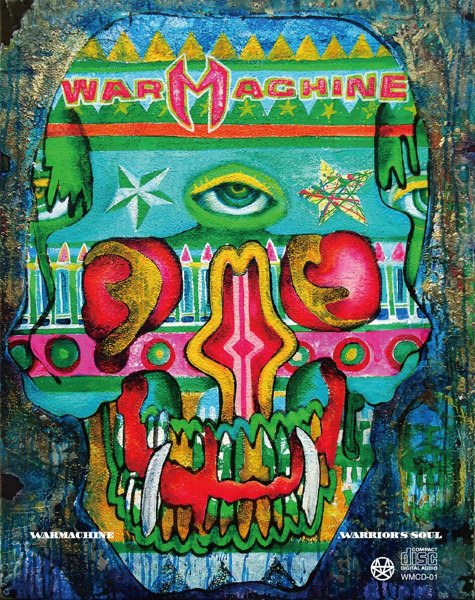 MASATO OKANO WarMachine