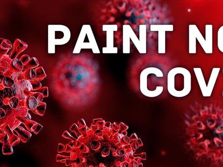 Temporary close down - Paint North COVID-19 response