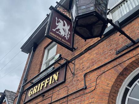 The Griffin Hotel Refurbishment Complete!