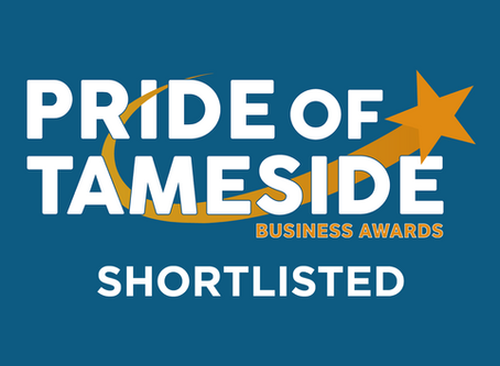 It's Pride of Tameside Business Awards this week!