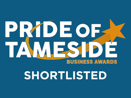 It's Pride of Tameside Business Awards this week!