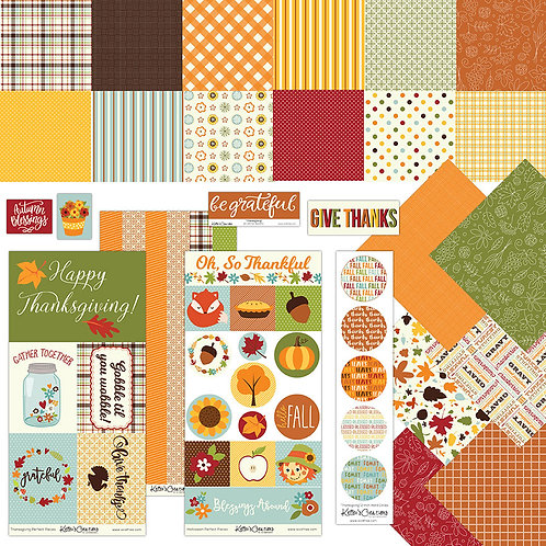 Thanksgiving Scrap Bundle