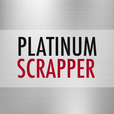 Platinum Scrapper Card