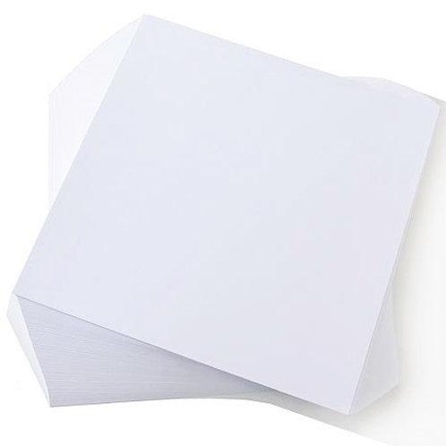 Flash Sale-Perfect White Cardstock