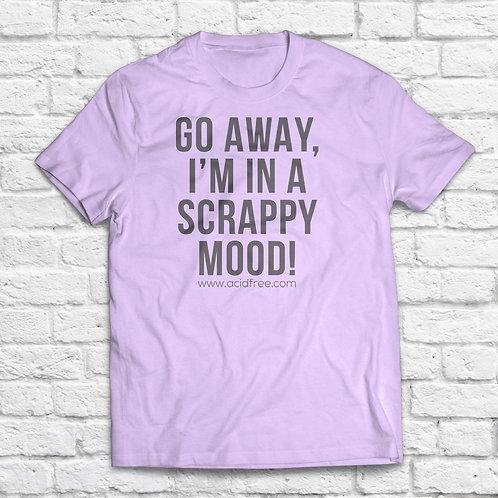Scrappy Mood T-shirt