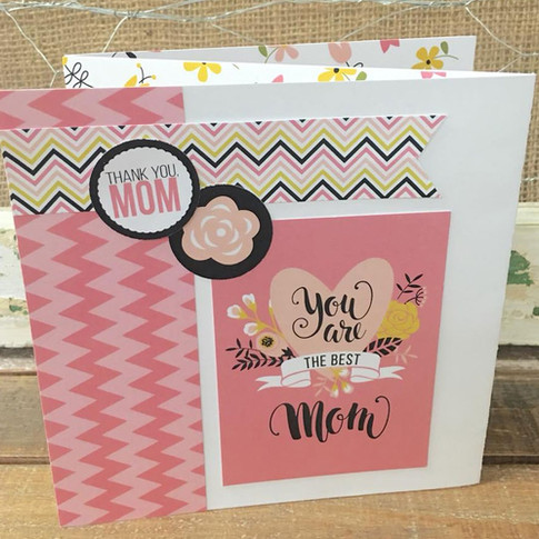 Mother's Day Simple Scraps