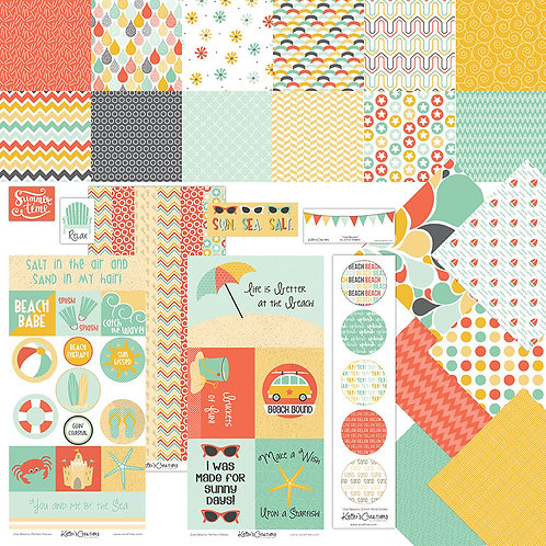 Just Beachy Scrap Bundle