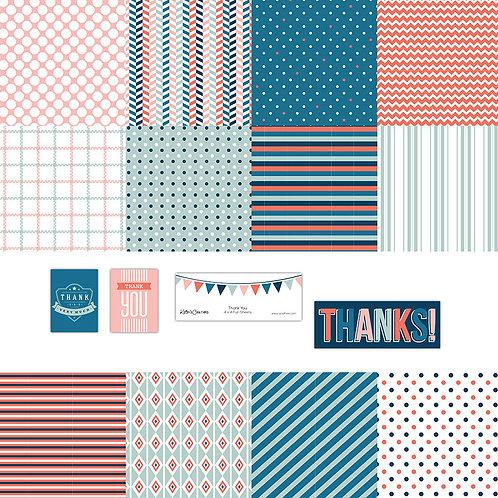 Thank You 4x4 Fun Sheets