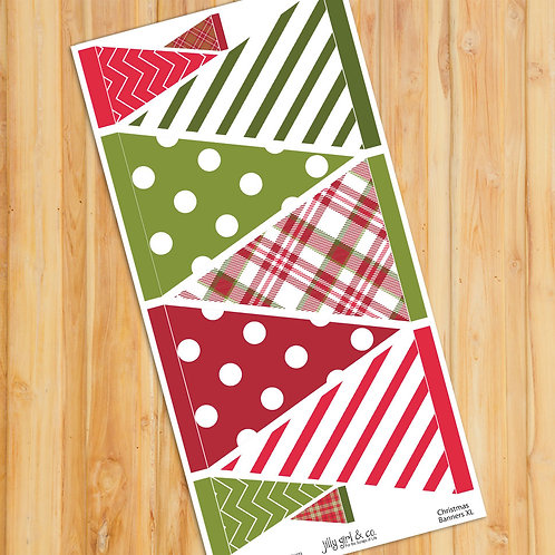 Christmas Banners XL