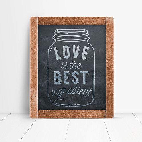 Love Jar Chalk Download