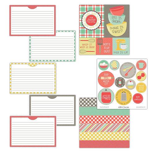 Favorite Recipe Kit