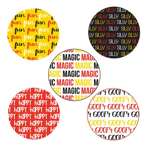 Magical 2-inch Circles