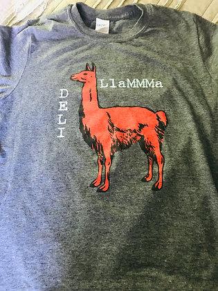Llama Unisex   T-Shirt XS