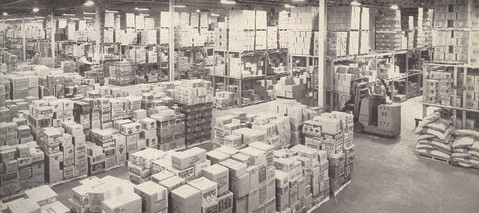 AGNE Grocery Warehouse