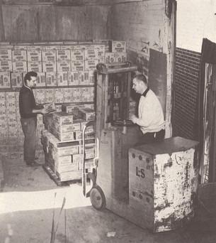 Fork Lift Operator at AGNE Warehouse