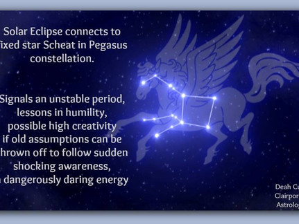 Will the Scheat Hit the Fan This Weekend, Astrologically Speaking?