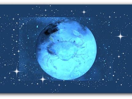 Full Moon in Cancer Compounded by  Grand Cross Jan 12