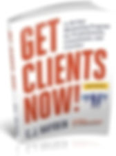 Image of book cover for GetClientsNow!