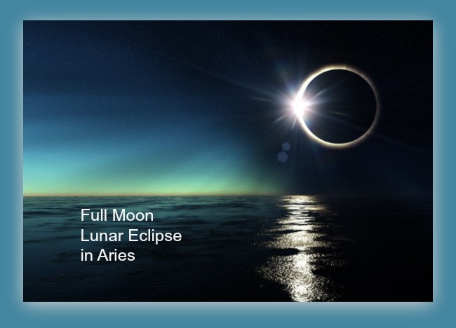 lunar eclipse astrology Oct 2014
