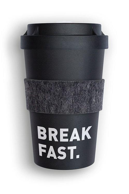 Bio Kaffee Becher ohne Bambus
