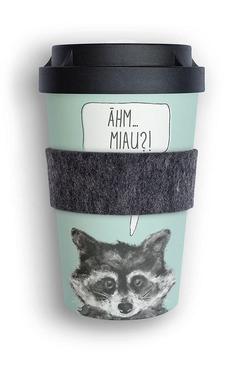 Kaffee Cup mit Logo