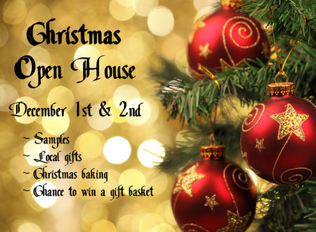 Christmas Open House!