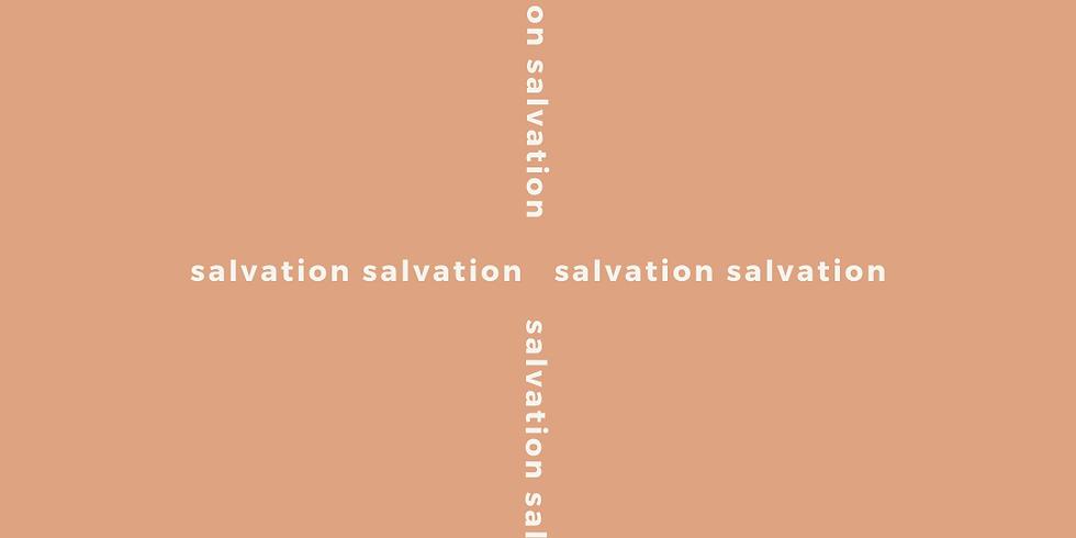 Next Steps | Salvation