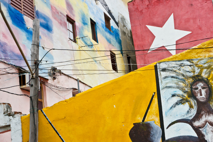 Central Havana, Cuba.