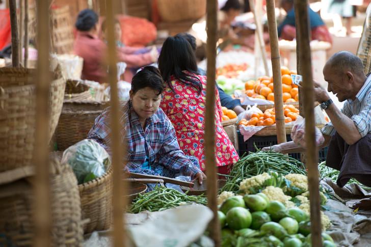 Bagan's Market